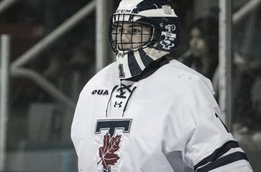 Toronto firma al joven Alex Bishop a contrato amateur debido a la lesión de Mrazek | Foto: CBC.ca