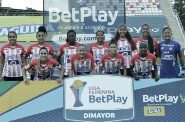 Junior logró su segunda victoria en la Liga Femenina