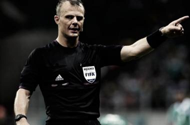 Bjorn Kuipers es el encargado de arbitrar el España - Rusia