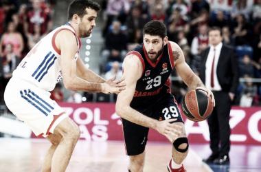 Anadolu Efes sorprendió a Baskonia en la última jornada de Euroliga. | Foto: Baskonia