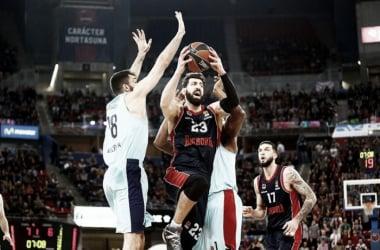 Baskonia supera al Barça en una noche de gala
