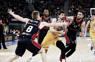 Baskonia congela al Khimki. | Foto: Euroleague