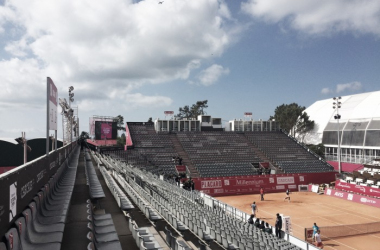 Millennium Estoril Open main court, called Stadium Millennium. (Photo by Pedro Cunha / VAVEL USA)