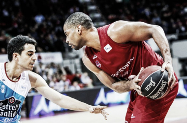 Neal fue un vendaval para Obradoiro/ Foto: Basket Zaragoza