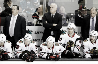 Chicago Blackhawks will not be playing in the NHL playoffs this year. (Photo: nbcsports.com)
