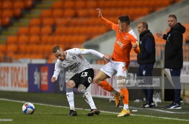 Blackpool vs Peterborough United post match comments: Performance, first half and errors at the back