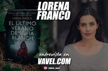"""Entrevista. Lorena Franco: """"La esencia se encuentra en los secretos que todos ocultamos"""""""