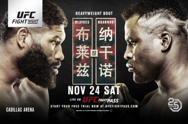 Una pelea clave para ambos contendientes (Foto: UFC.com)