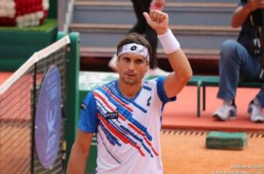 El mejor David Ferrer acaba con Dimitrov y se cita con Nadal