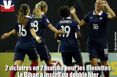 Coupe du monde féminine U20: Le résumé de la deuxième journée des Groupes C et D