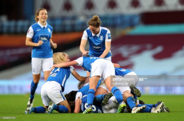 Aston Villa Women 0-1 Birmingham City: Brilliant Blues defy the odds again