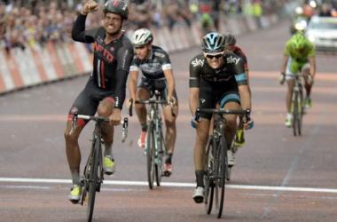 Adam Blythe signs for ORICA-GreenEDGE