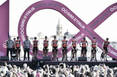 Giro de Italia 2017: BMC Racing Team, presencia en todos los terrenos