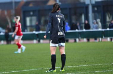 Chloe Arthur joins Aston Villa from Birmingham City