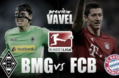 Borussia Mönchengladbach - Bayern Munich Preview: Foals hoping to foil Bayern's title charge