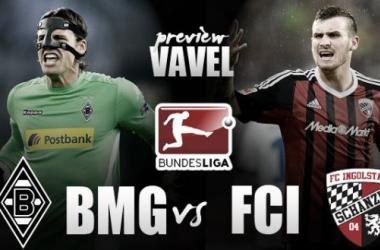 Borussia Mönchengladbach - FC Ingolstadt 04 Preview: Foals hoping to put die Schanzer to the sword