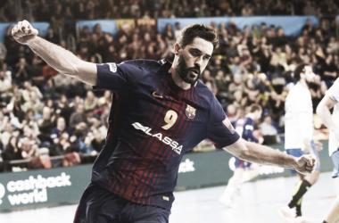 Siete ideal EHF Champions League: jornada 12 | Foto: FCB
