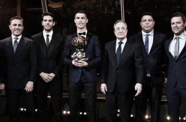 Gala Balón de Oro 2017 | Foto: Real Madrid