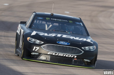 Ricky Stenhouse Jr of Roush Fenway Racing | Picture Credit: Brandon Farris