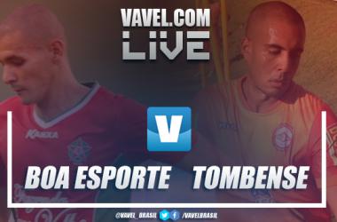 Resultado e gols Boa Esporte x Tombense pelo Campeonato Mineiro 2019