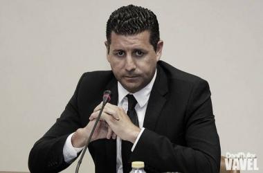 Boadas denuncia públicamente a Racing y Xerez