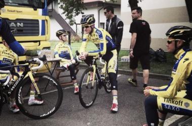 Giro : Rogers vainqueur en solitaire