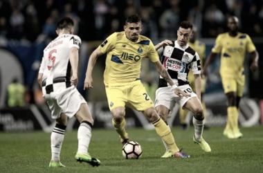 El derbi de Porto en Bessa Século de la temporada pasada | Imagen: fcporto.pt