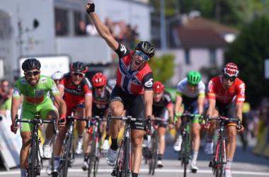 Dauphiné : Boasson Hagen le plus fort