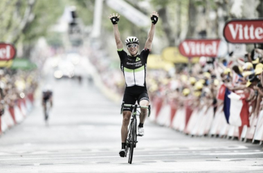 Boasson Hagen consigue su ansiado triunfo