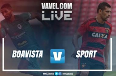 Resultado Boavista-RJ x Sport na Copa do Brasil 2017 (0-3)