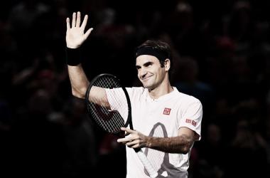 Roger sin problemas a cuartos. imagen: @ATPTour