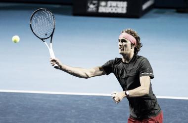 Zverev consigue el pasaje a semifinales. Imagen: @ATPTour