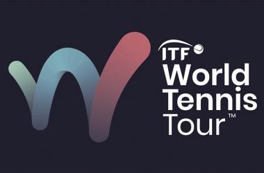 ITF World Tennis Tour. Imagen: www.itftennis.com