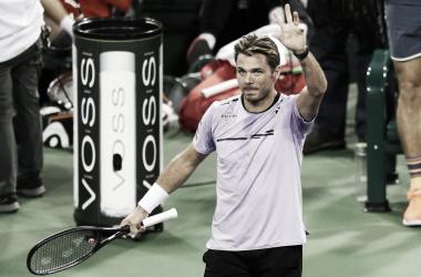 Stan the man. Imagen: @ATPWorldTour