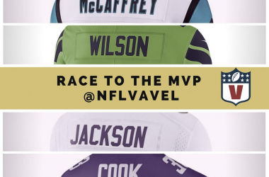 Power Rankings de jugadores: race to the MVP semana 7