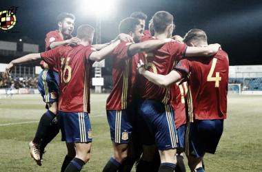 España sub-19: Victoria ante la 'Azzurra'