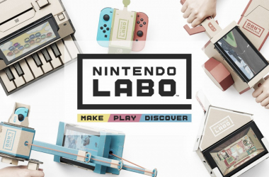 Nintendo Labo/ Fuente: BestBuy