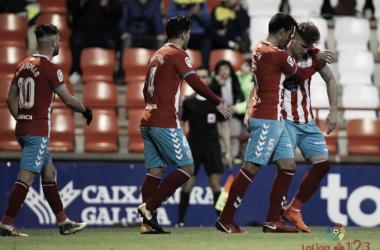 La última victoria en liga frente a la AD Alcorcón   Fuente: LaLiga