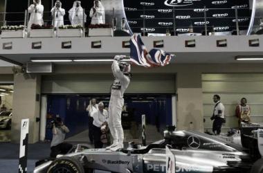 Hamilton champion du monde !