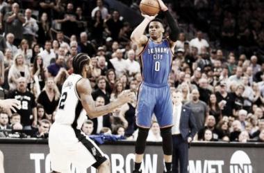 Previa Thunder - Spurs: duelo en el medio Oeste