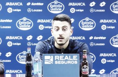 """Joselu: """"Desde el minuto uno tenemos que salir a ganar"""""""
