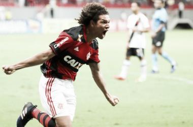Vasco e Fluminense já foram vítimas de Arão; só falta o Botafogo, seu ex-clube   Foto: Gilvan de Souza/Fla Imagem