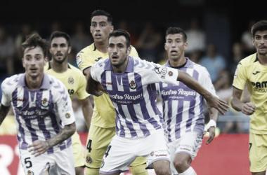 Partido de la primera vuelta entre el Villarreal y Real Valladolid | LaLiga