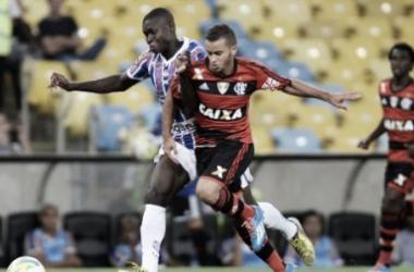 Rodolfo atuou pelo Fla no Campeonato Carioca (Foto: Divulgação/Flamengo)