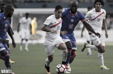 Copa America Centenario: Haiti - Peru Photogallery