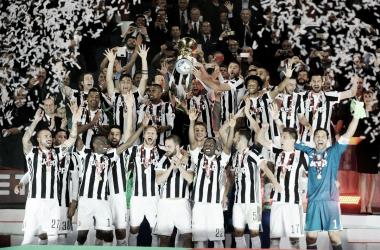 La Juventus se acostumbró a salir Campeón. Imagen: @juventusfcen
