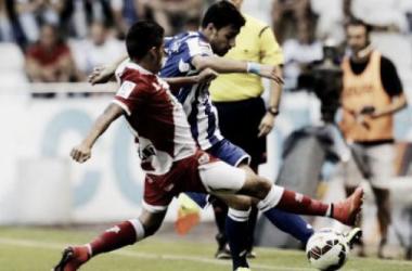 Rayo Vallecano - Deportivo de la Coruña: puntuaciones del Rayo Vallecano, jornada 2