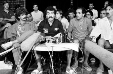 Los 'condenados' de México 86