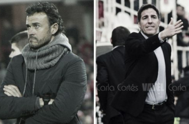 Celestes 2014: entrenadores