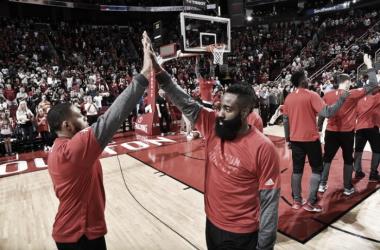 Los Rockets revientan el triple